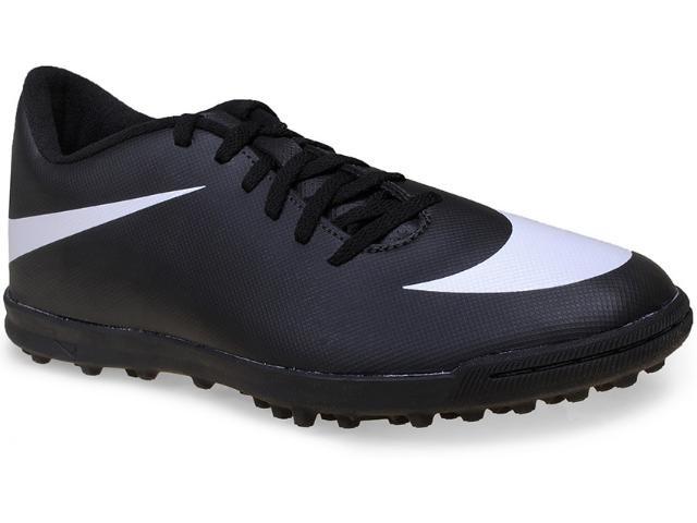 768917 011 so cheap b25fd bc631  Chuteira Society Nike 768917 Bravata tf  buy sale fd79d 3b9e6 ... bc23c8381a62e
