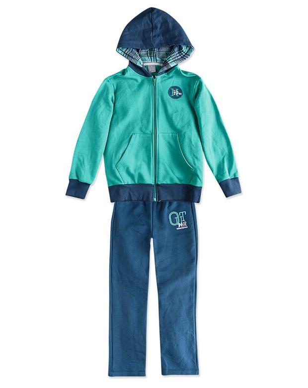5d6ab2007e Bizz Store - Conjunto Infantil Masculino Hering Kids Moletom