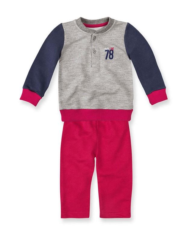 6f95121ada Bizz Store - Conjunto Infantil Bebê Menino Hering Kids Inverno
