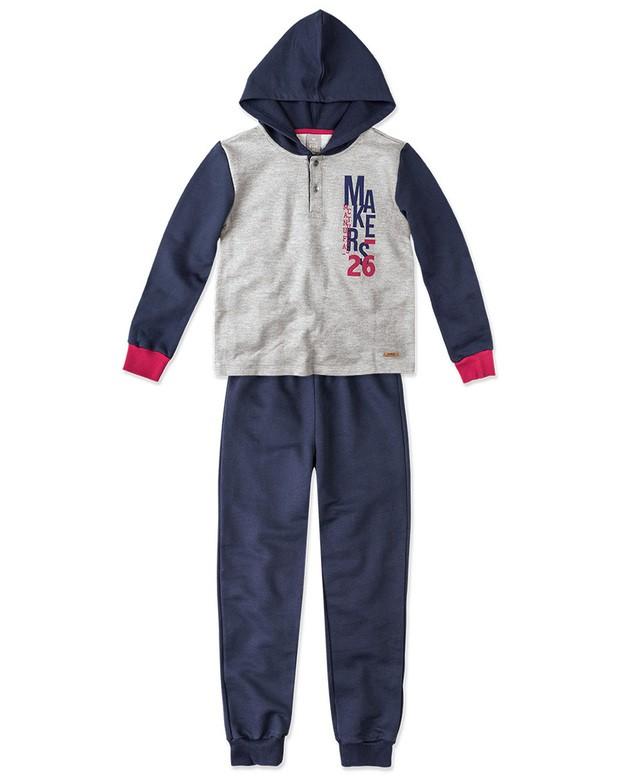 87a69bc551 Bizz Store- Conjunto De Moletom Infantil Masculino Hering Kids