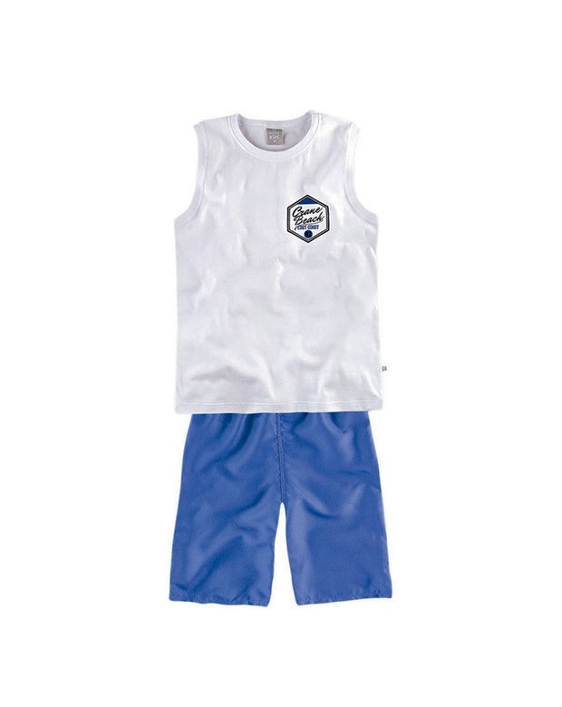 64f72119e1 Bizz Store - Conjunto Infantil Masculino Hering Kids Marinho