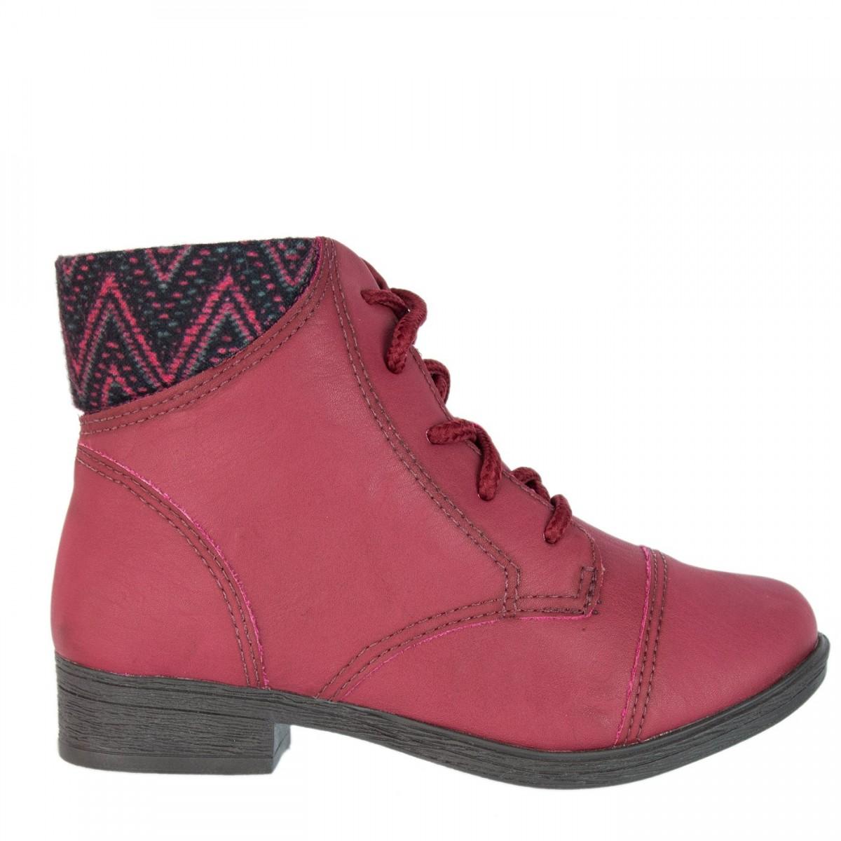 b1404f622 Bizz Store - Bota Coturno Infantil Feminino Pink Cats Czar Preto