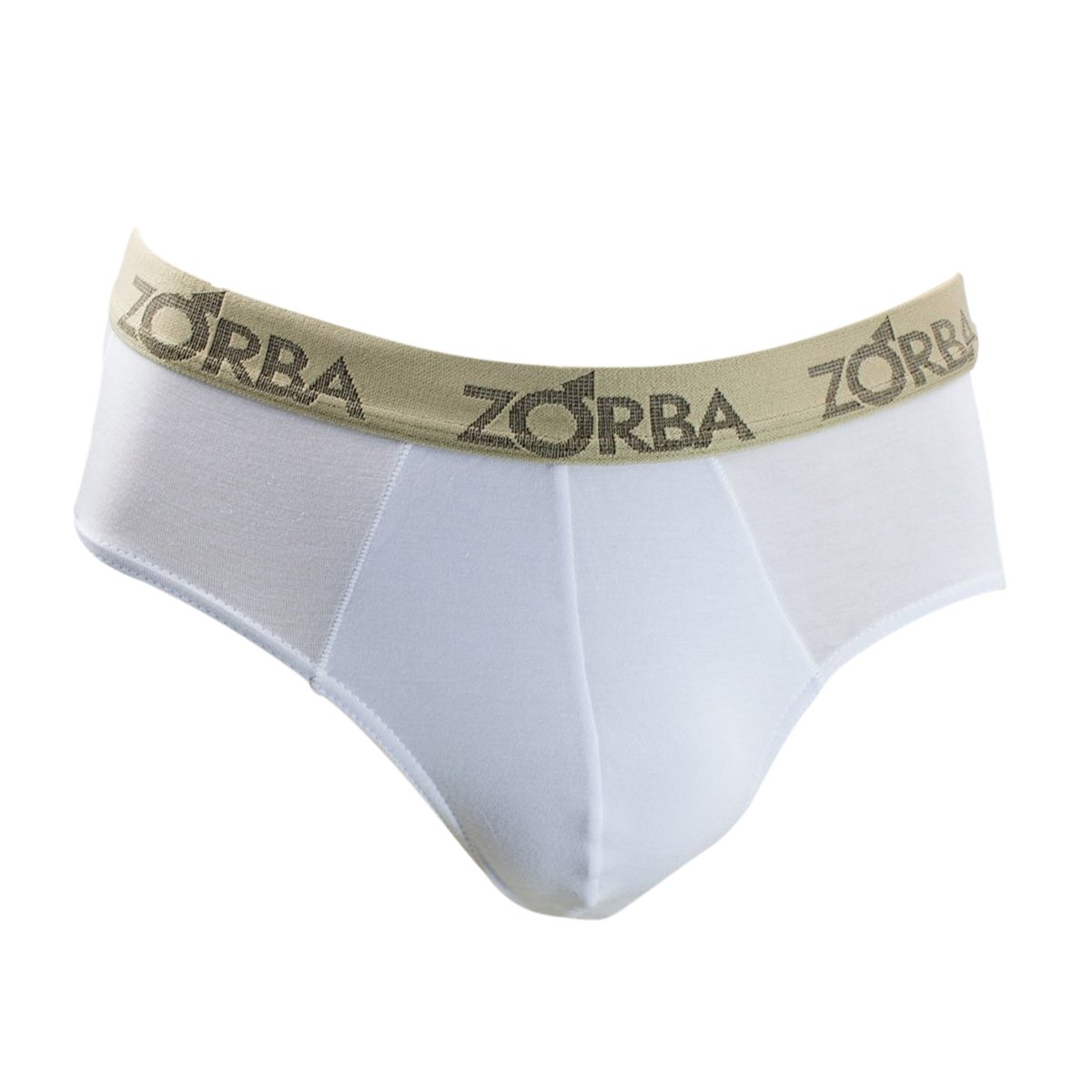 7c564568b Bizz Store - Cueca Masculina Zorba Slip Bambu Preta Branca