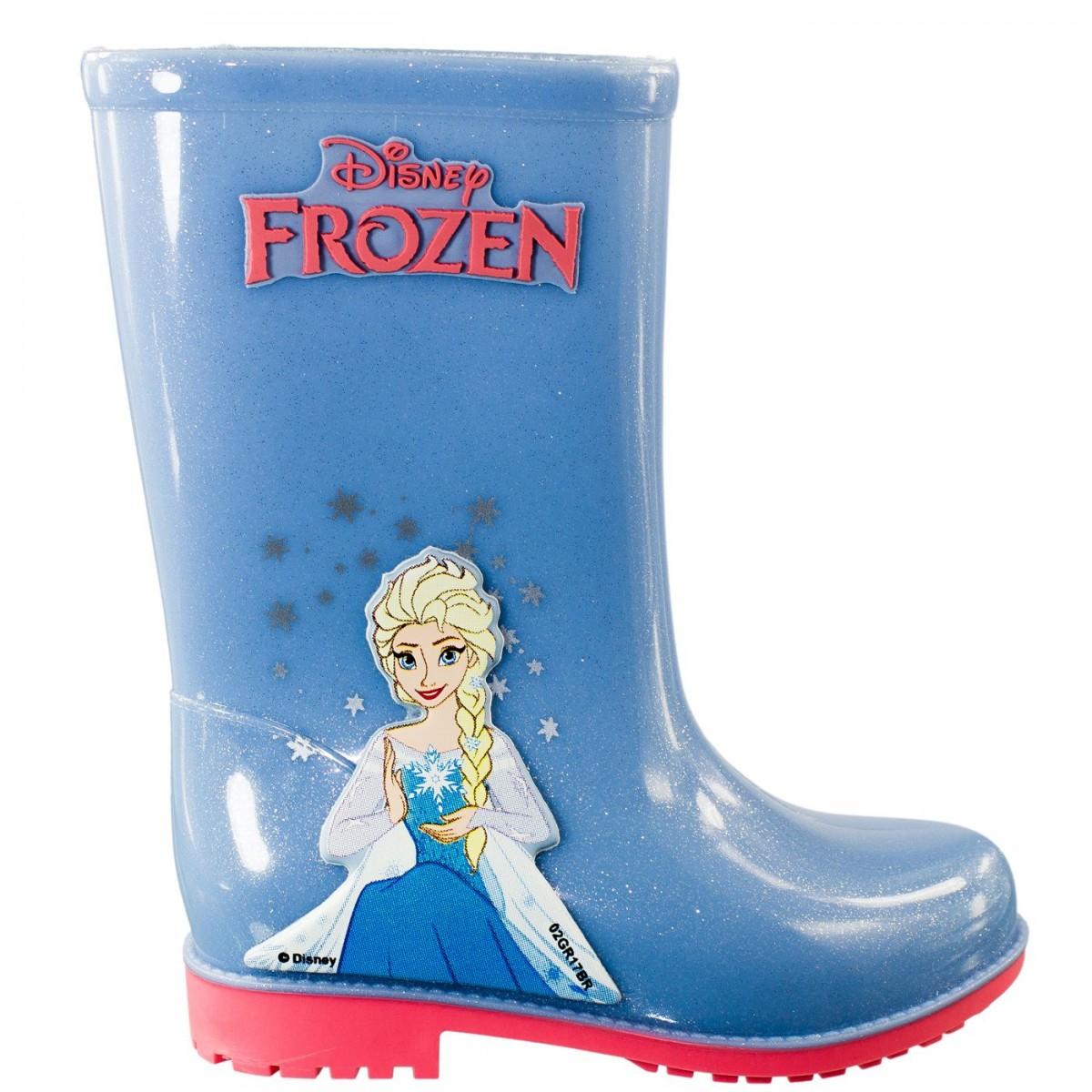 46cea1f02 Bizz Store - Galocha Infantil Menina Grendene Dreams Frozen