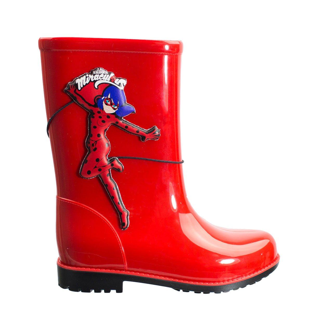 04b4725ee20 Bizz Store - Galocha Infantil Menina Grendene Ladybug Love Dots