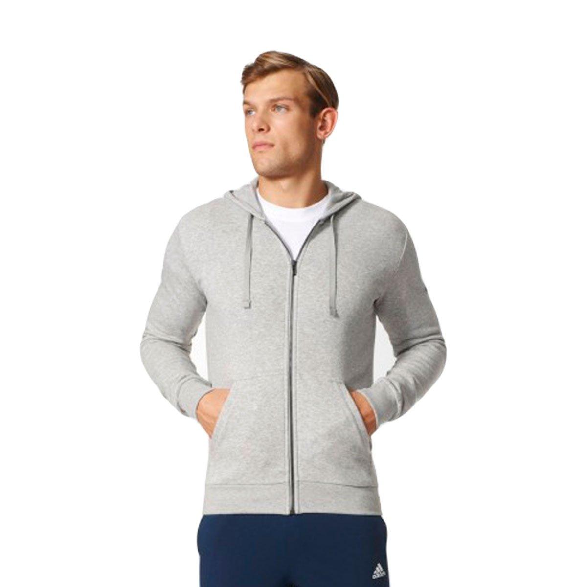 d9aea28e30e Bizz Store - Jaqueta Masculina Adidas Essentials Base Fleece