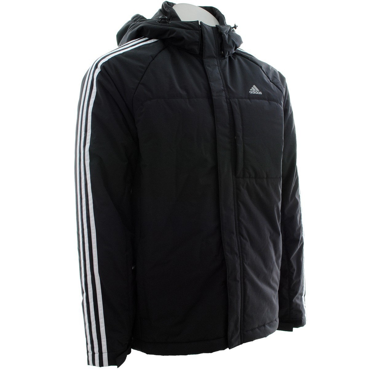 0e75745969 ... 888a99b0ae1 Bizz Store - Jaqueta Masculina Adidas Hood 3s BTS Preta  X21212 ...