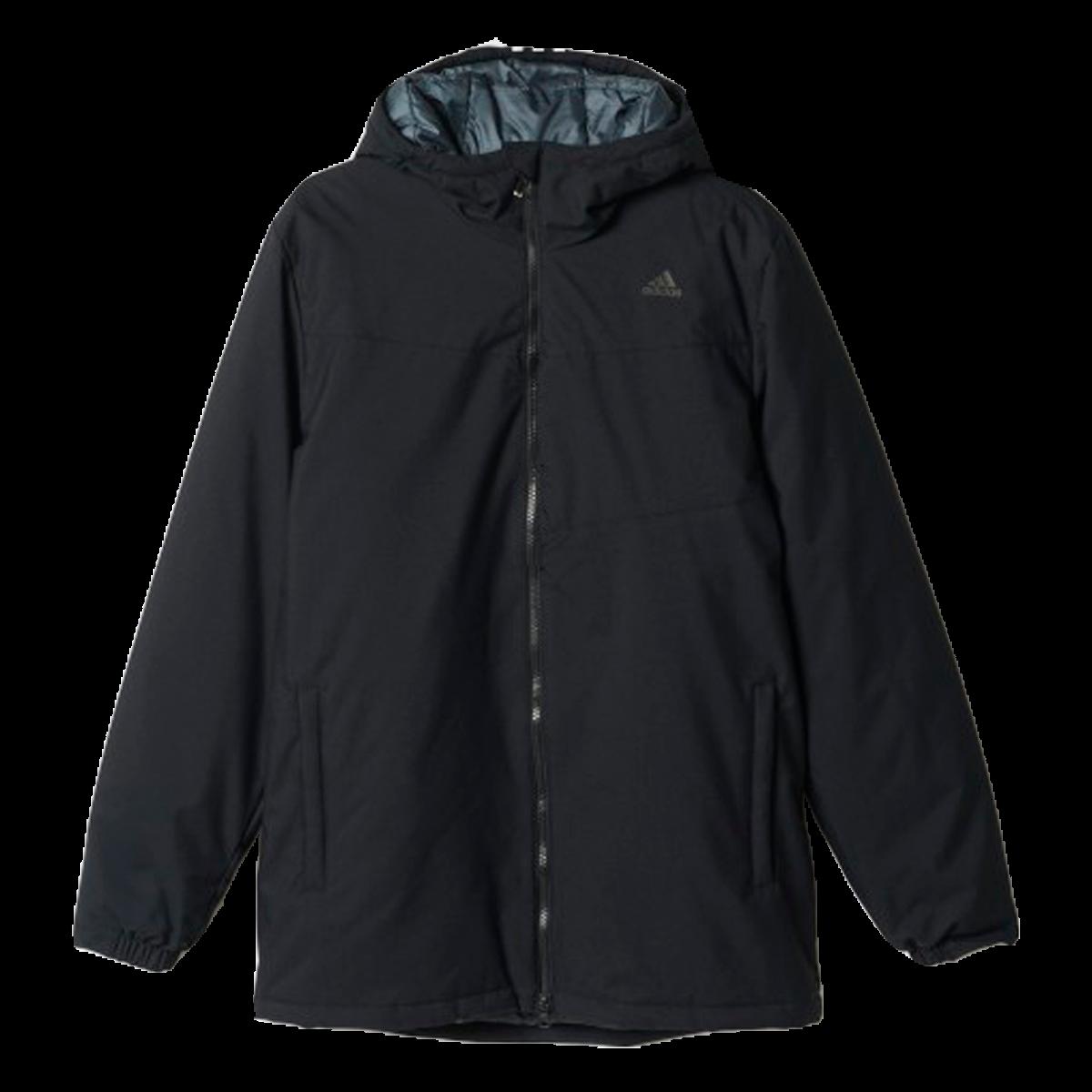 06a6c1121 Bizz Store - Jaqueta Masculina Adidas Pad BTS 3S Preta Nylon