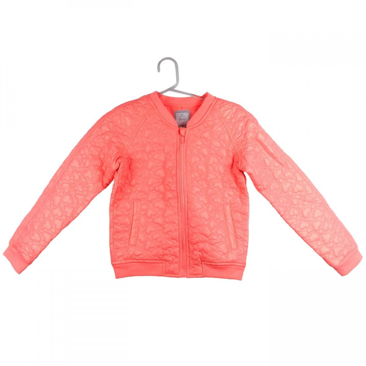 81e89dddcb Bizz Store - Jaqueta Infantil Feminina Hering Kids Matelassê