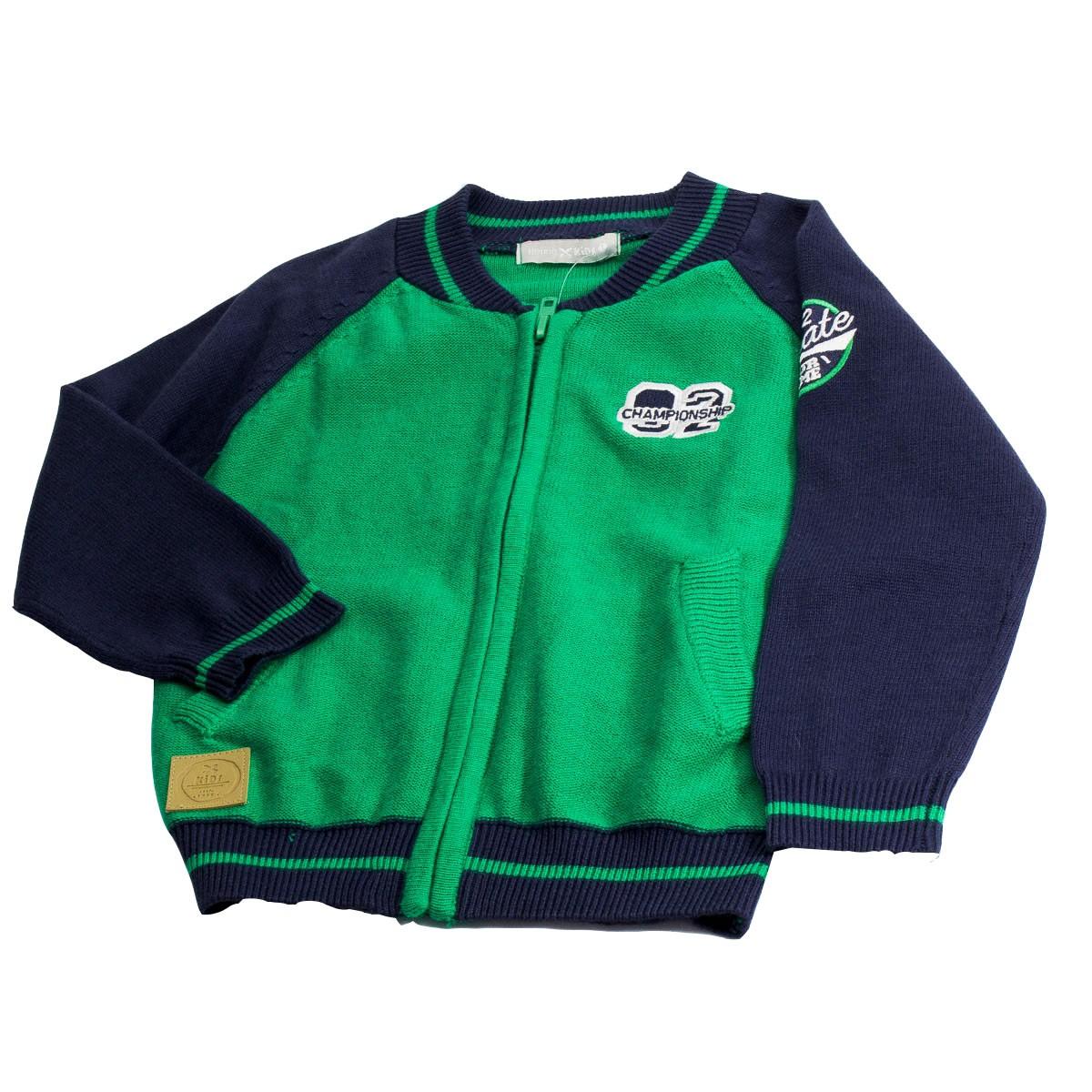 ee8633d8e7 Bizz Store - Jaqueta Infantil Masculina Hering Kids Moletom