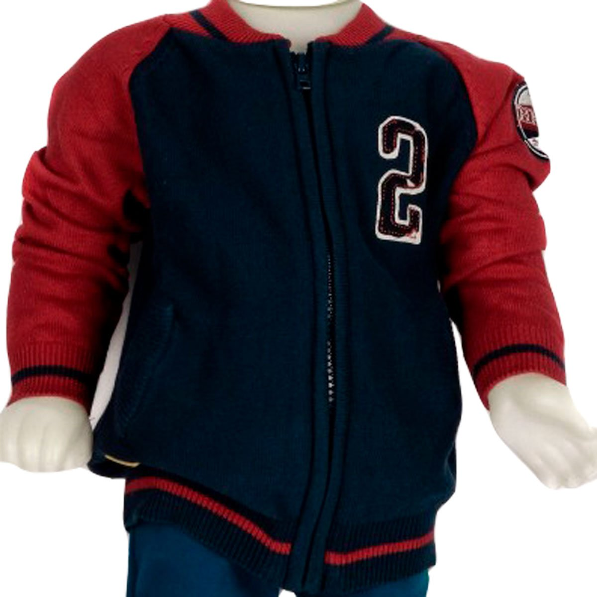 a6a630919a Bizz Store - Jaqueta Infantil Masculina Hering Kids Moletom