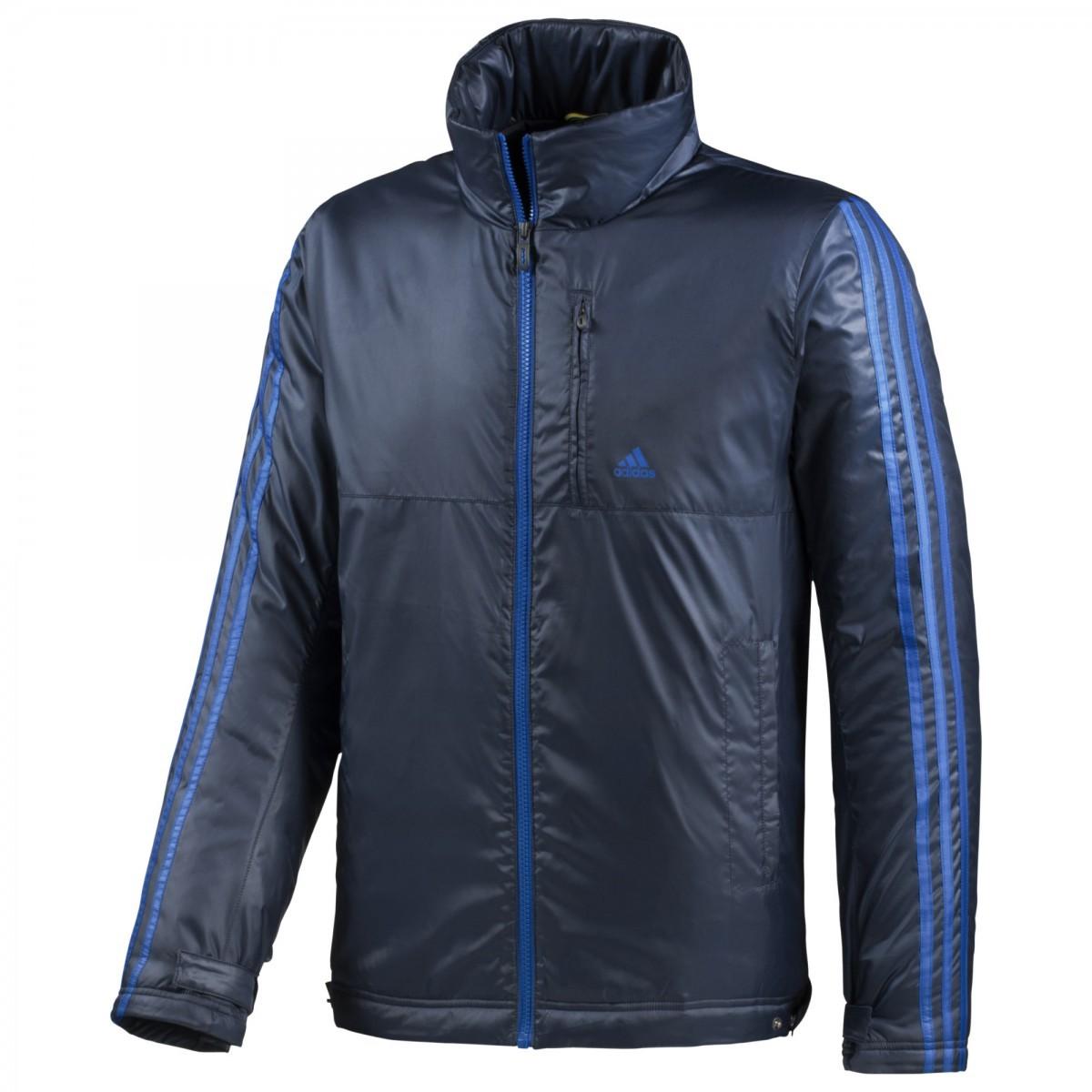 ebb9715226 ... 210253f9d47 Bizz Store - Jaqueta Masculina Adidas P 3S Fibra  Impermeável ...