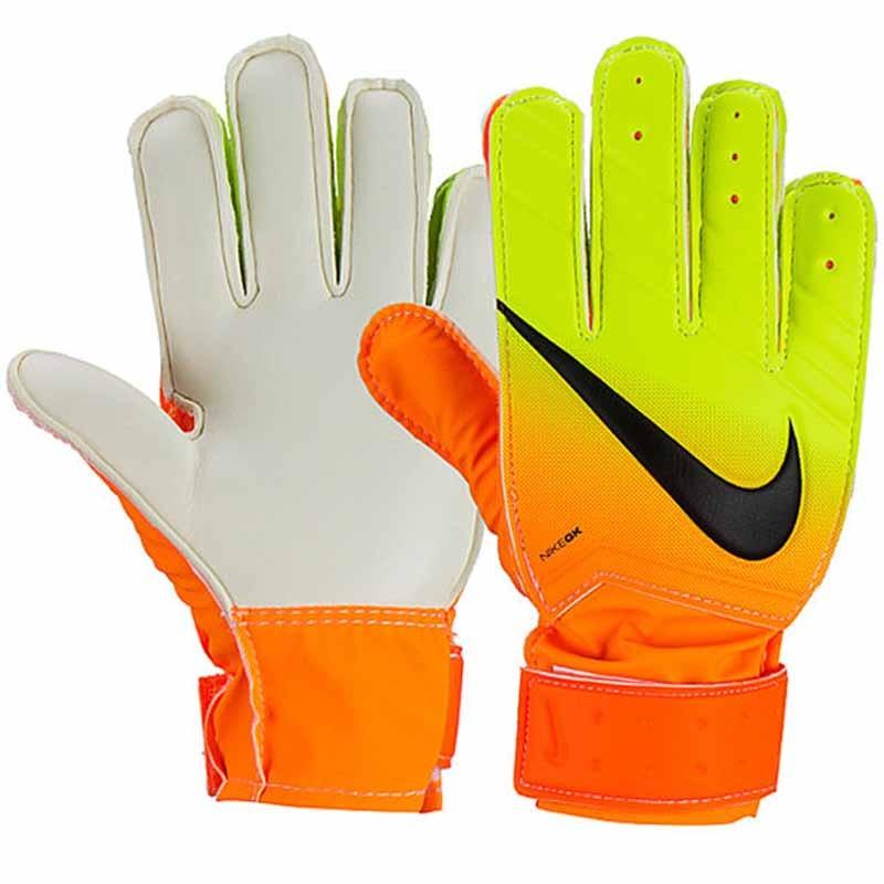 164ebe14a Bizz Store - Luva de Goleiro Infantil Nike GK Match Laranja