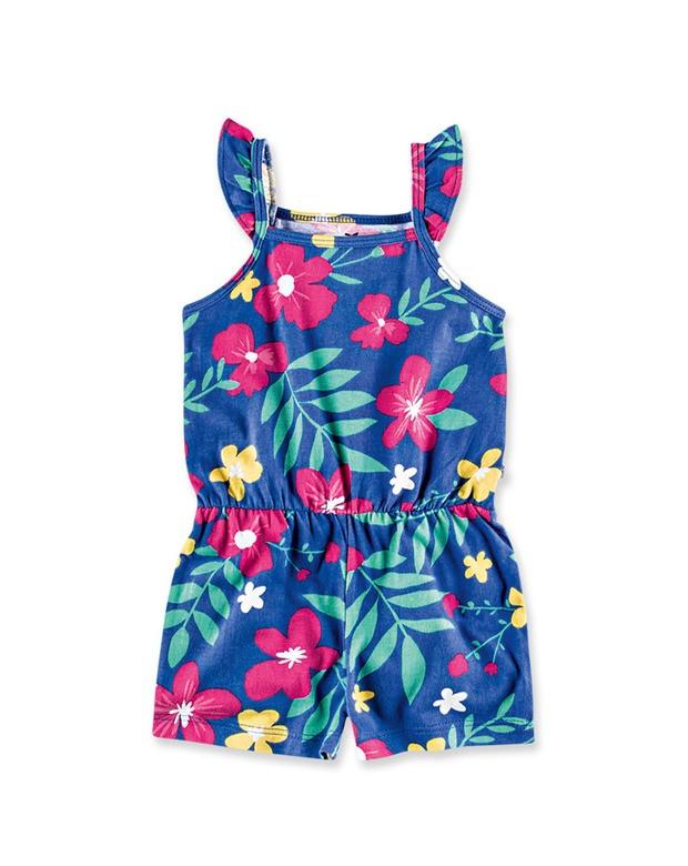 69adc581df Bizz Store - Macaquinho Infantil Menina Hering Kids Estampado