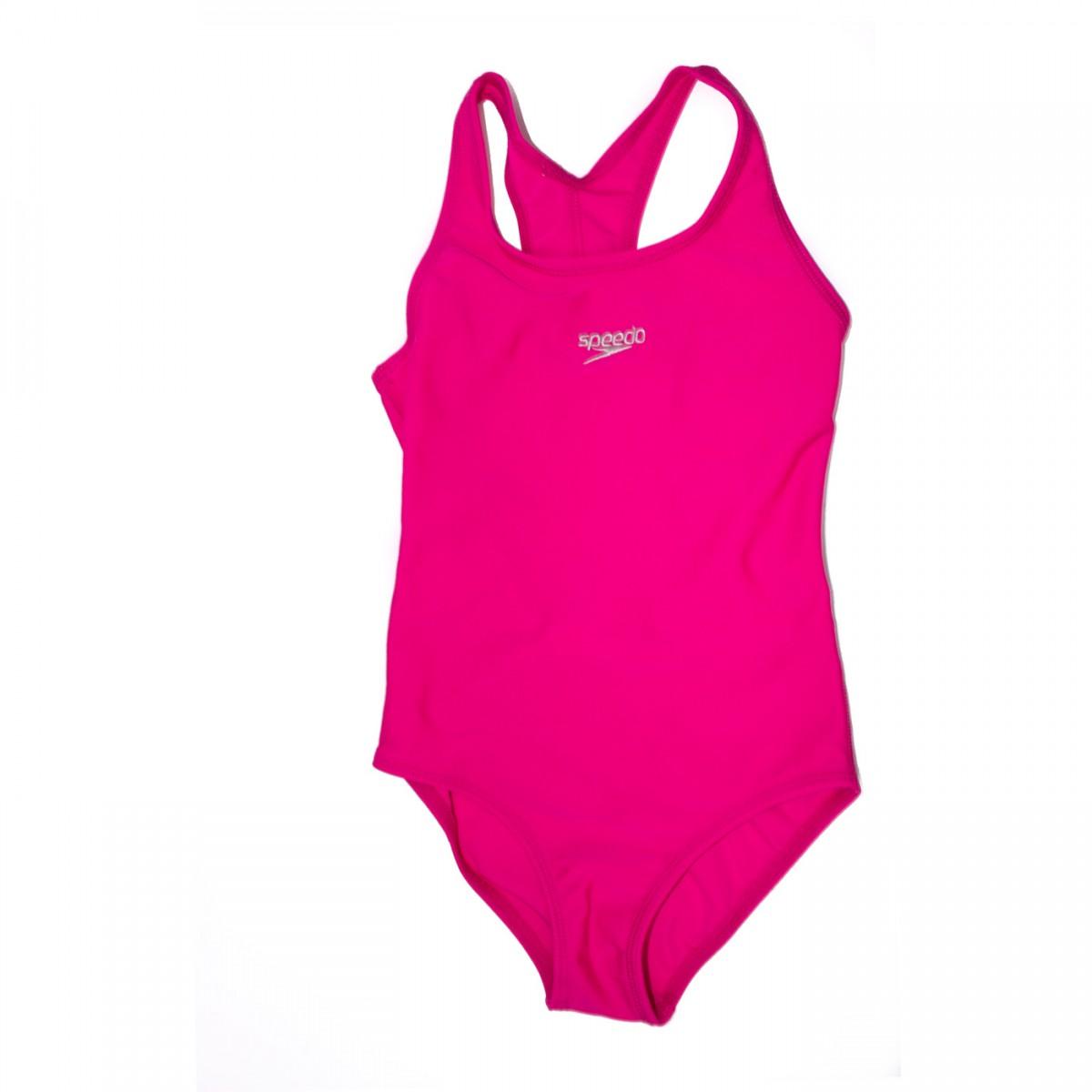 8d27b364cf56 Bizz Store - Maiô Infantil Menina Speedo Vital 3 Rosa Natação