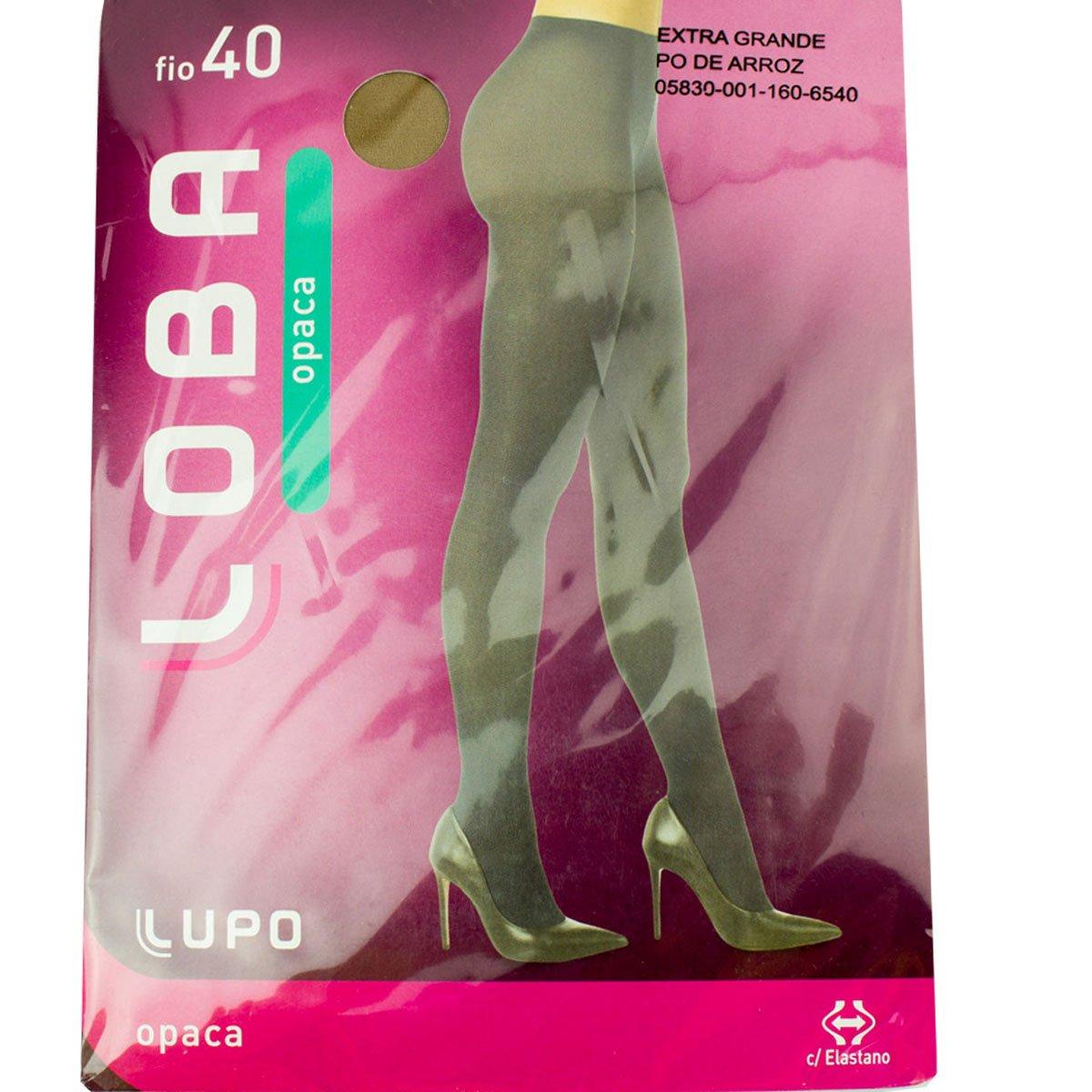 579d2d81c Bizz Store - Meia Calça Lupo Loba Opaca Fio 20