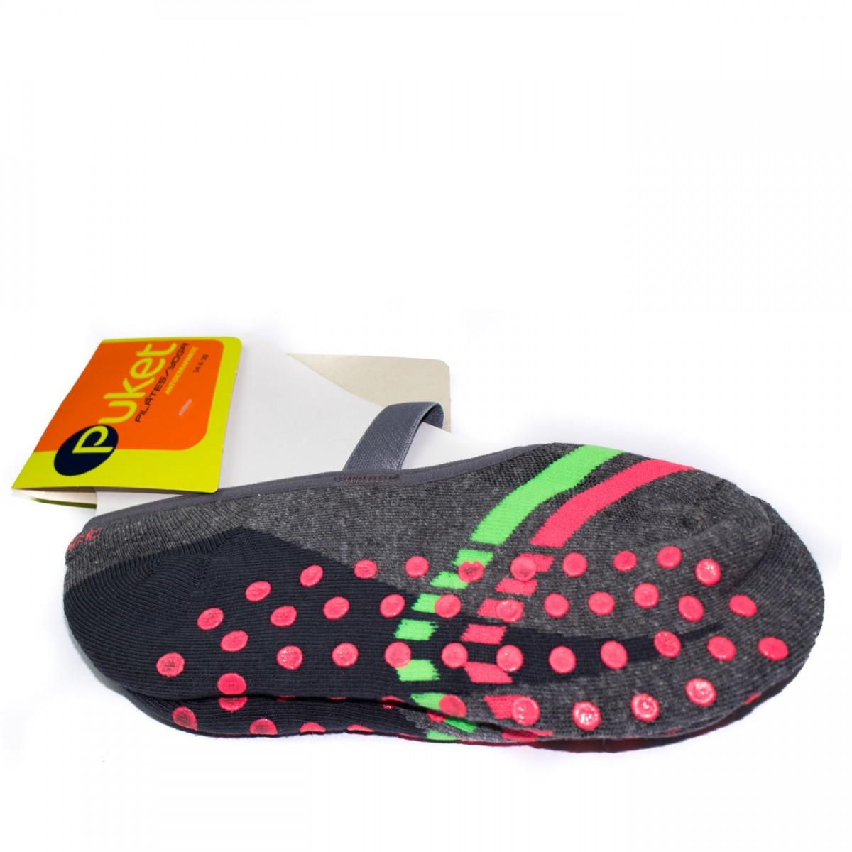f4e3ac978 Bizz Store - Meia Para Pilates Puket Feminina Sapatilha