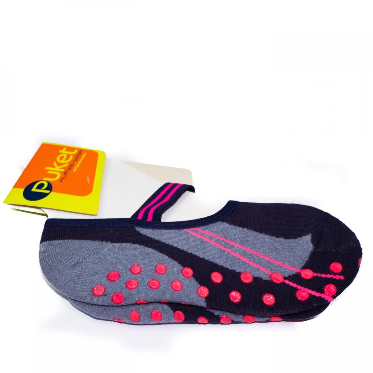 1ee17181c Bizz Store - Meia Para Pilates Puket Feminina Sapatilha