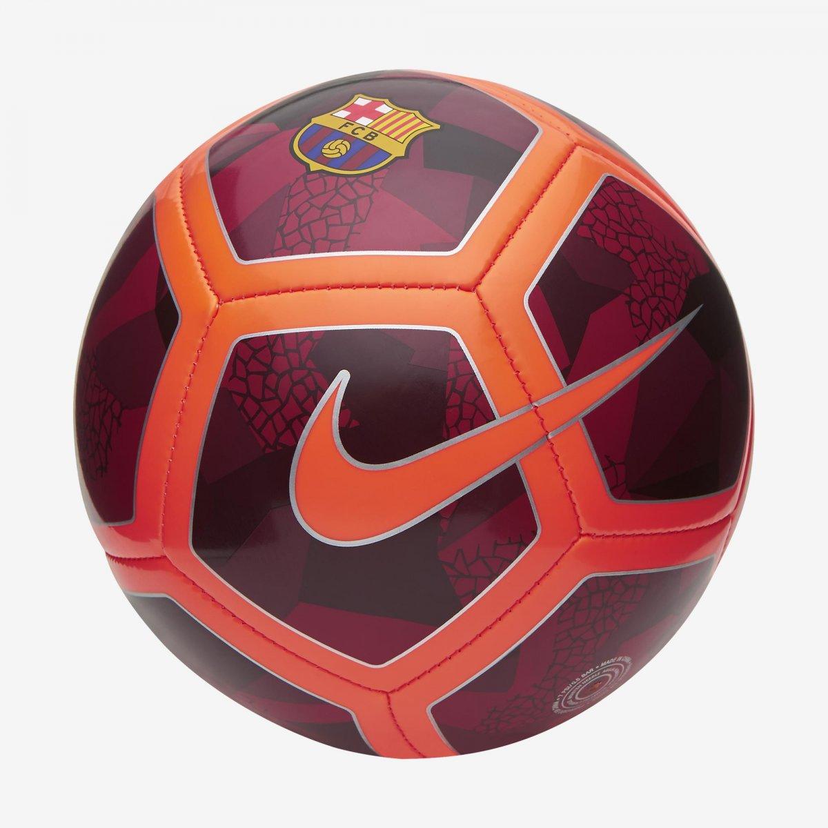 bf418678cc4c4 Bizz Store - Mini Bola Futebol De Campo Nike Barcelona Skills