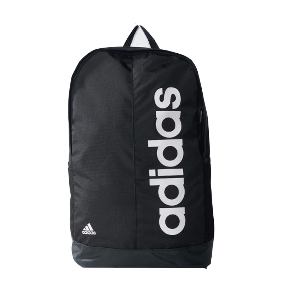 9c54a624e Bizz Store - Mochila Adidas Lin Per BP Preta Unissex Esportiva