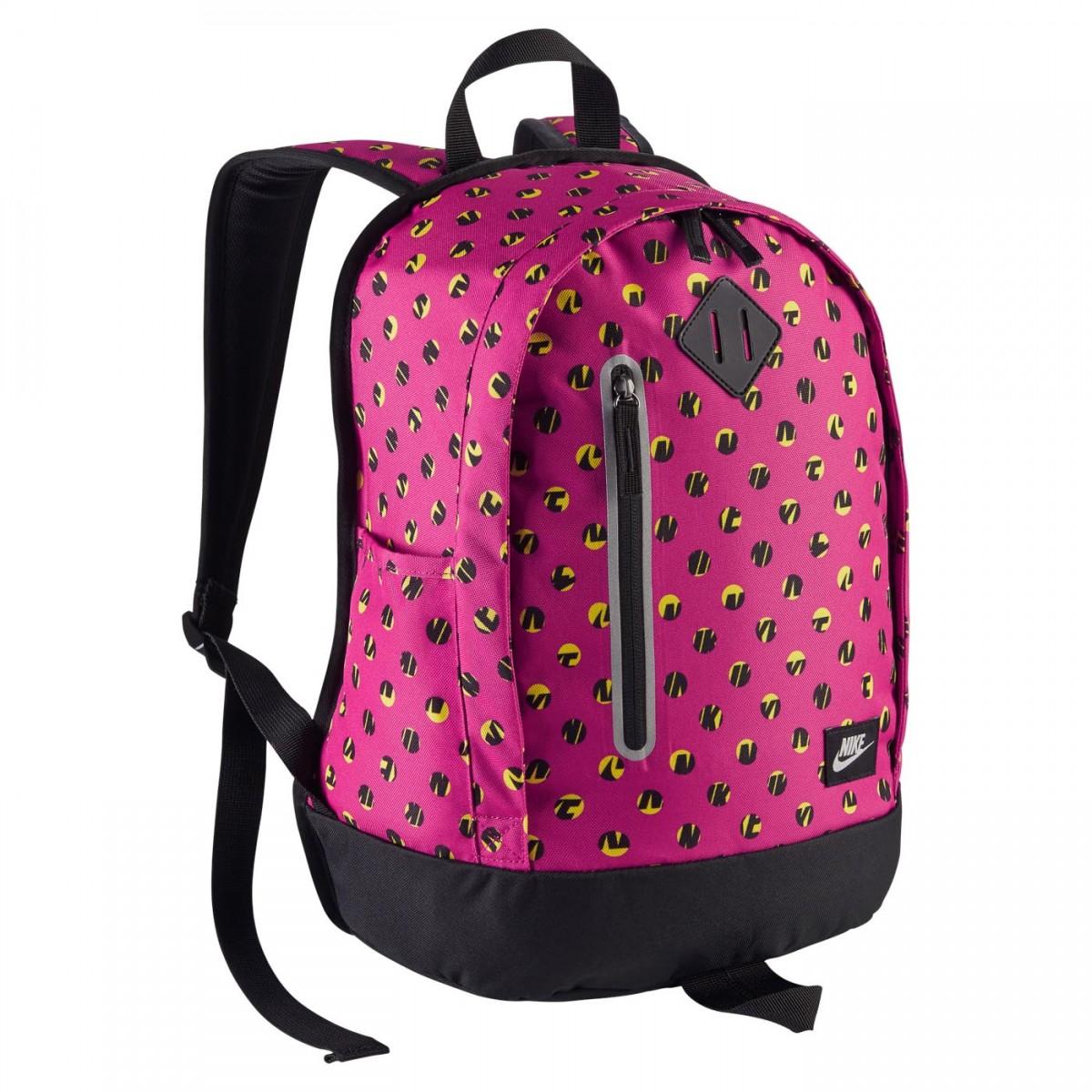 930312f27 Bizz Store - Mochila Escolar Feminina Nike Cheyenne Print
