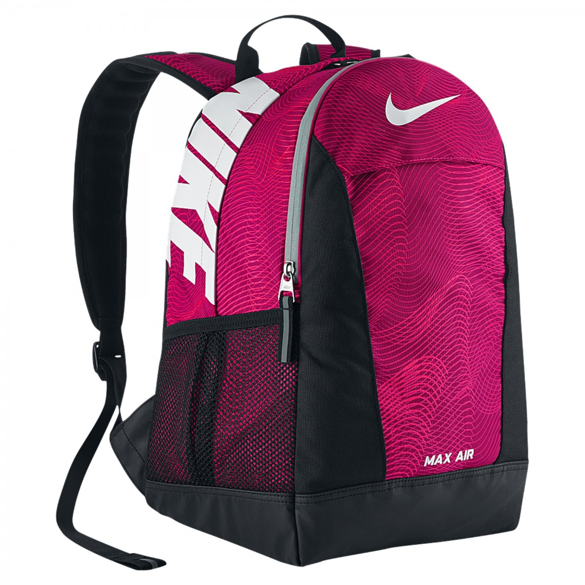 0cdd96dee Mochila Infantil Nike YA Max Air Team Porta Laptop Ba4736-639