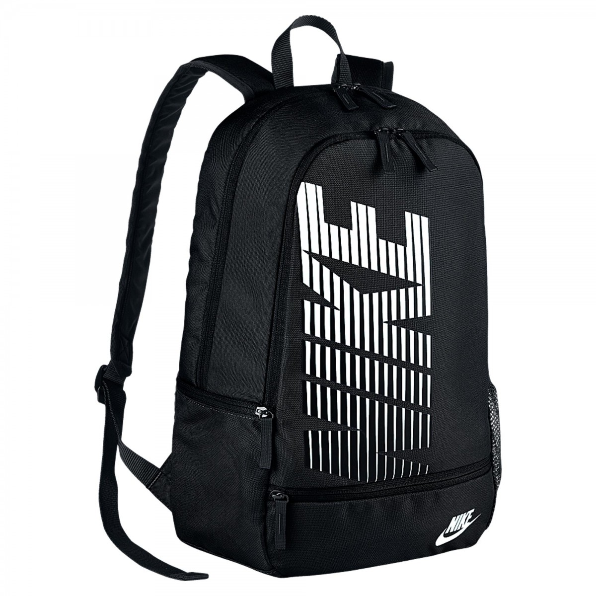 244c02c85 Bizz Store - Mochila Escolar Nike Classic North Rosa/Preto