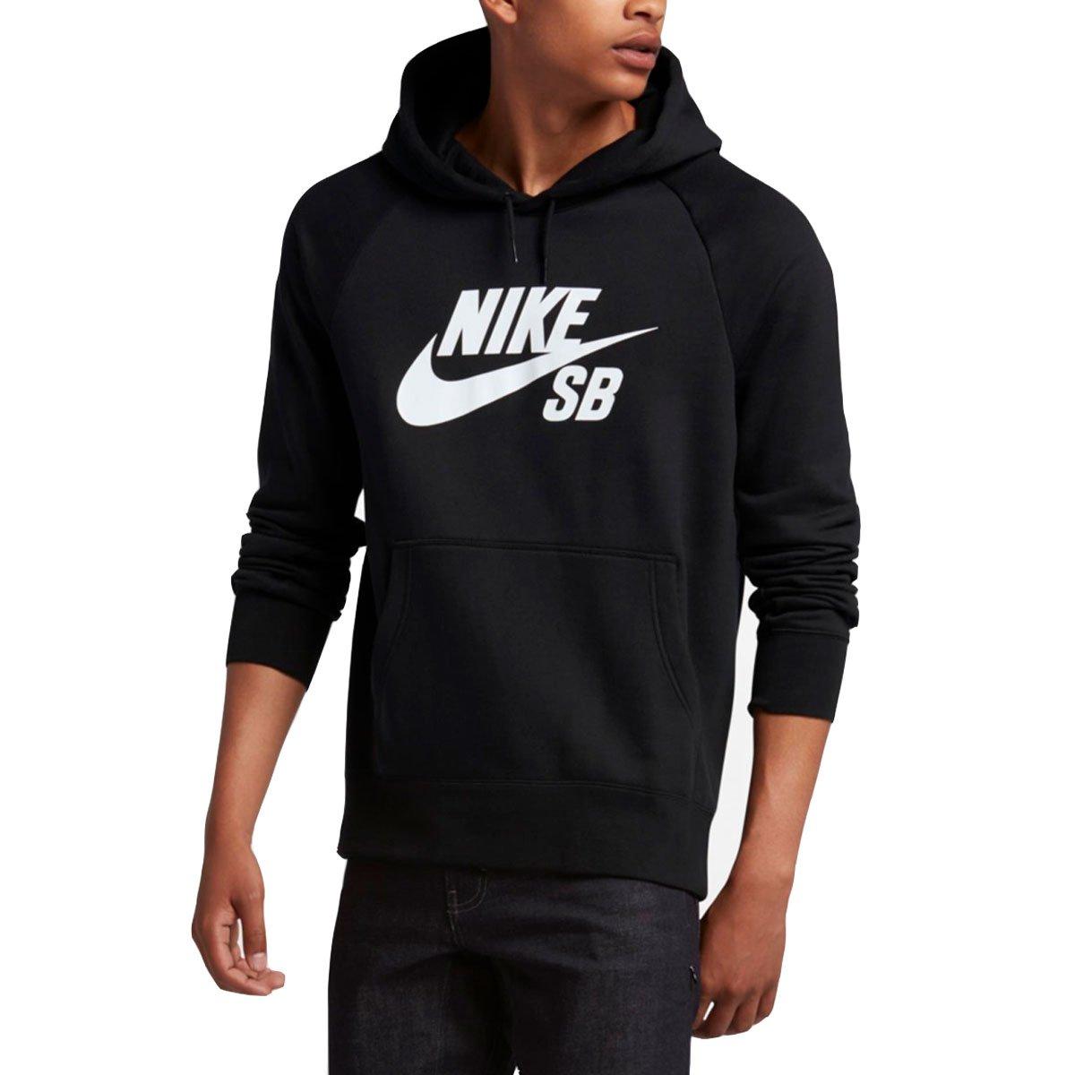 88b60cedc3 Bizz Store - Moletom Masculino Nike SB Icon Hoodie Com Capuz