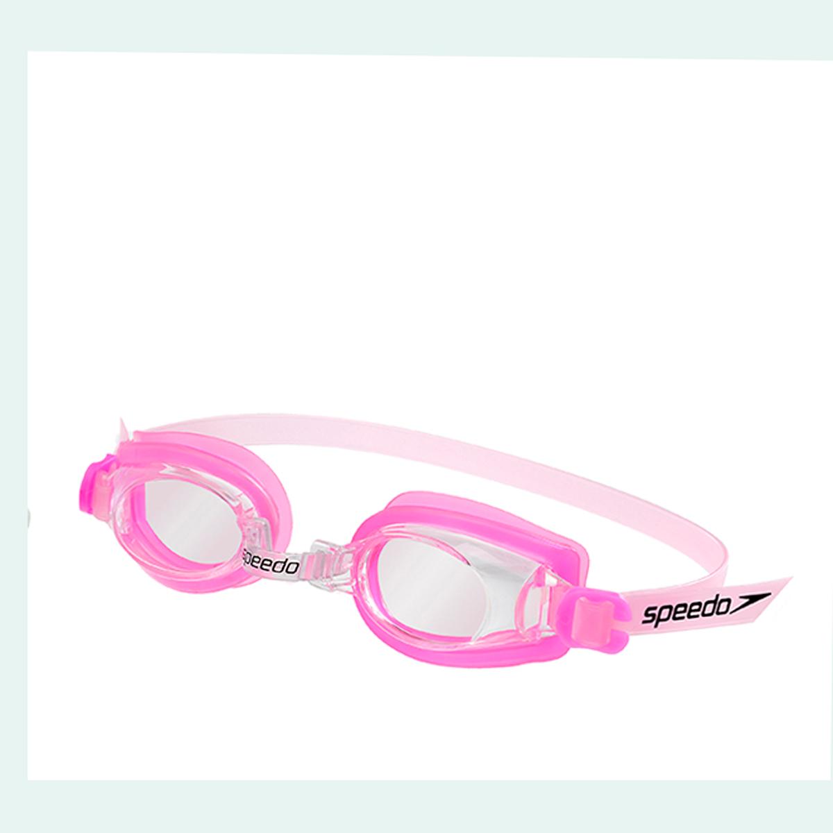 55fcf2497 Bizz Store - Óculos Para Natação Speedo Captain JR Azul Silicone