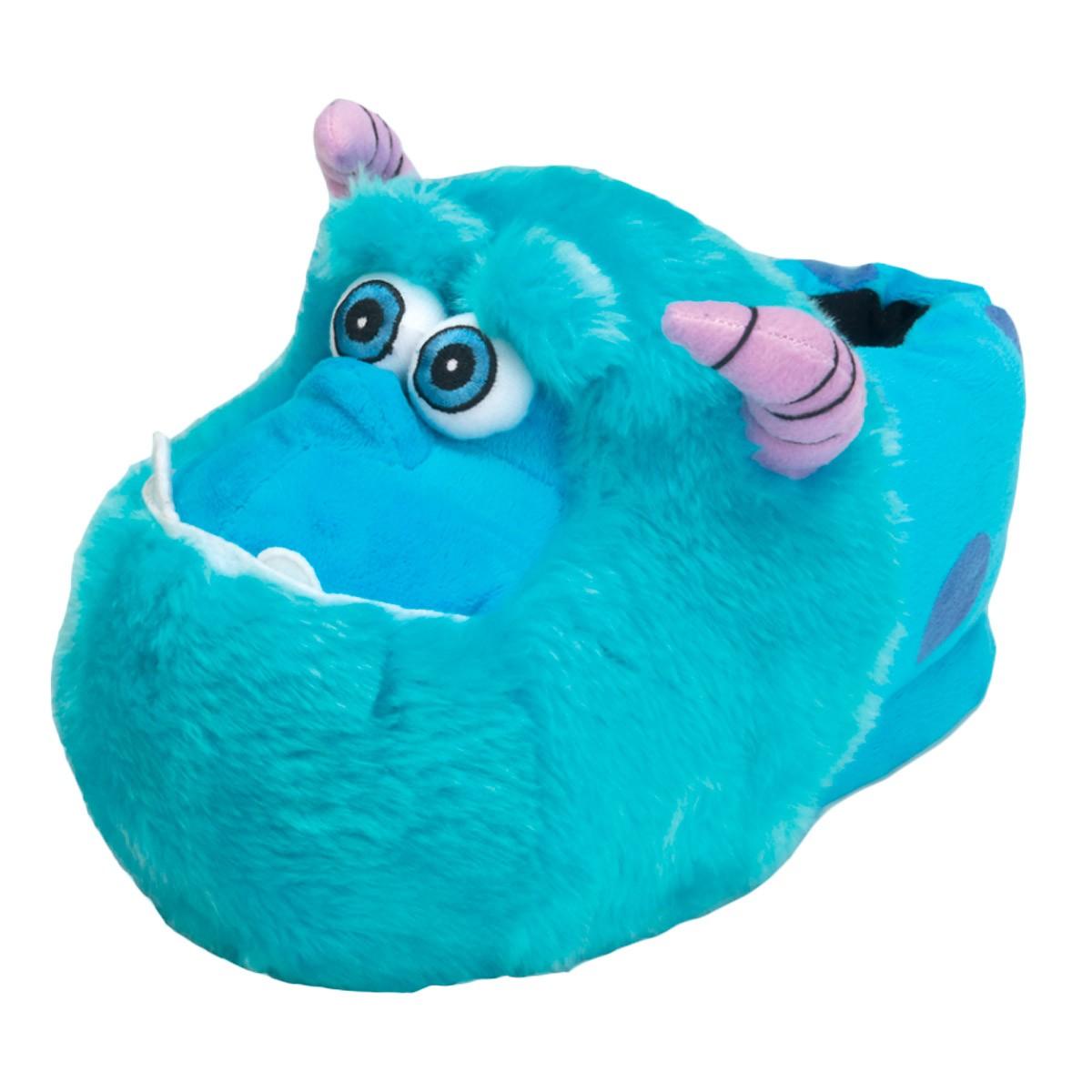 407407945c Bizz Store - Pantufa Ricsen Sulley 3D Unissex Pelúcia Azul
