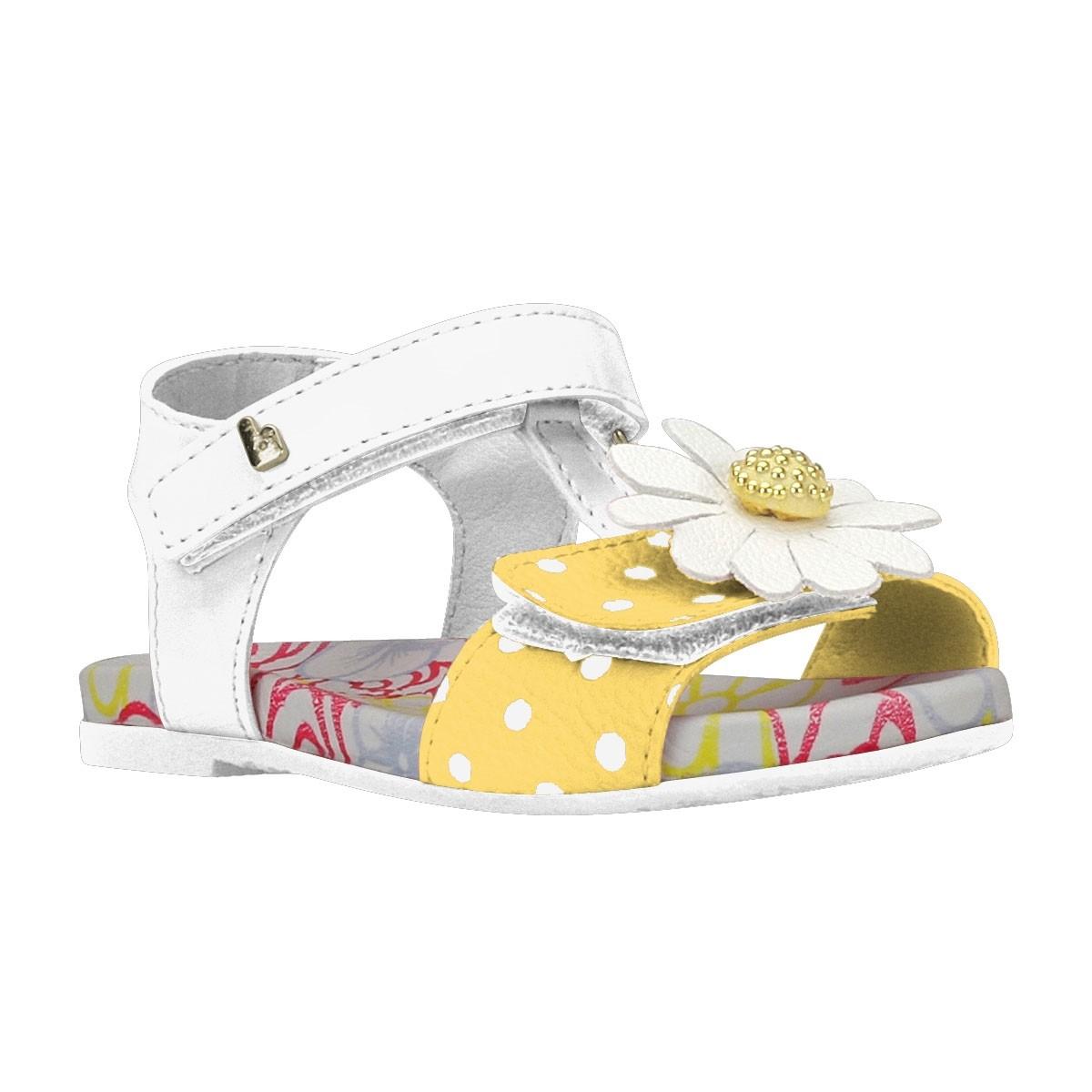 08ce2246f6 Bizz Store - Sandália Infantil Feminina Bibi Baby Birk III