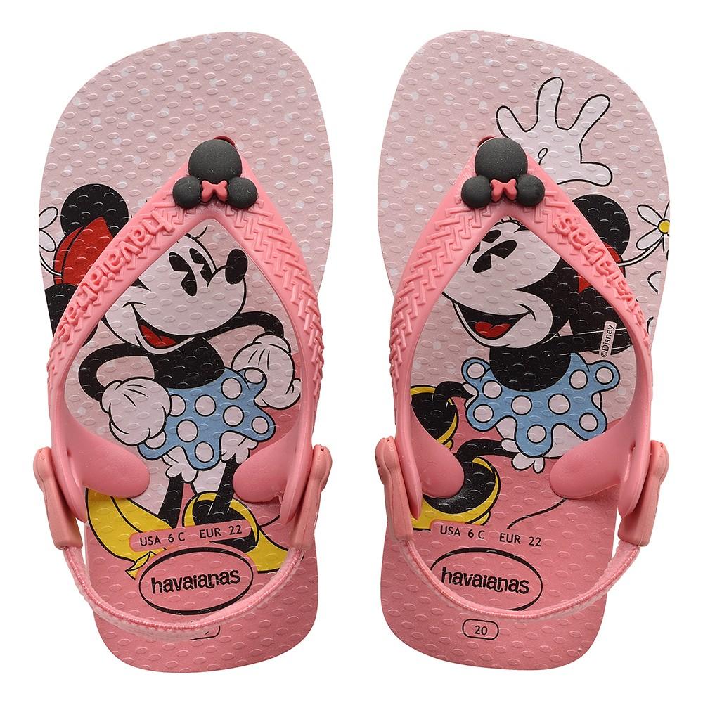 3447d4ff09f93e Chinelo Infantil Havaianas Disney Classics