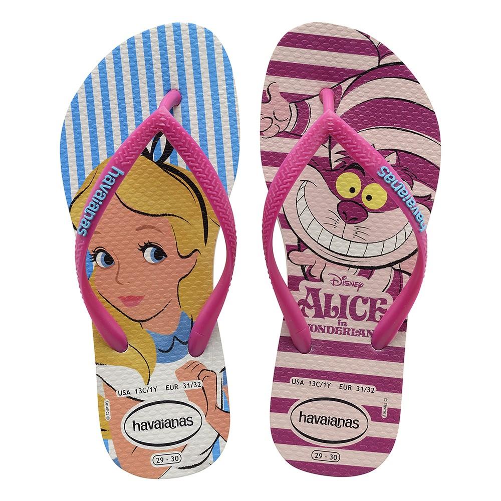 2da1a96c9f Bizz Store - Chinelo Infantil Feminino Havaianas Slim Alice