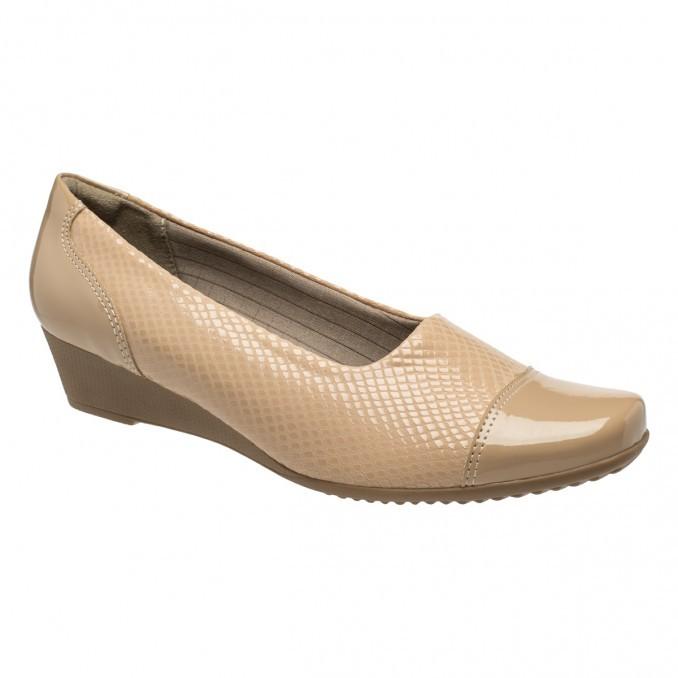 28a123529 Bizz Store - Sapato Feminino Para Joanete Piccadilly Anabela