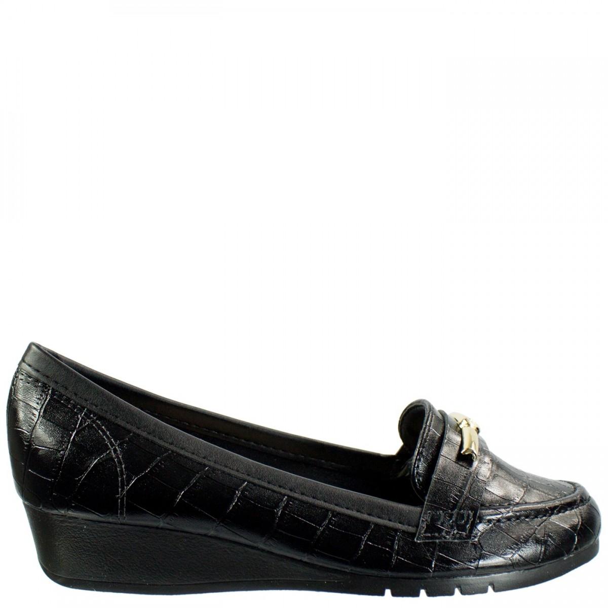 580c3b225 Bizz Store - Sapato Feminino Moleca Mini Floter Metal Anabela