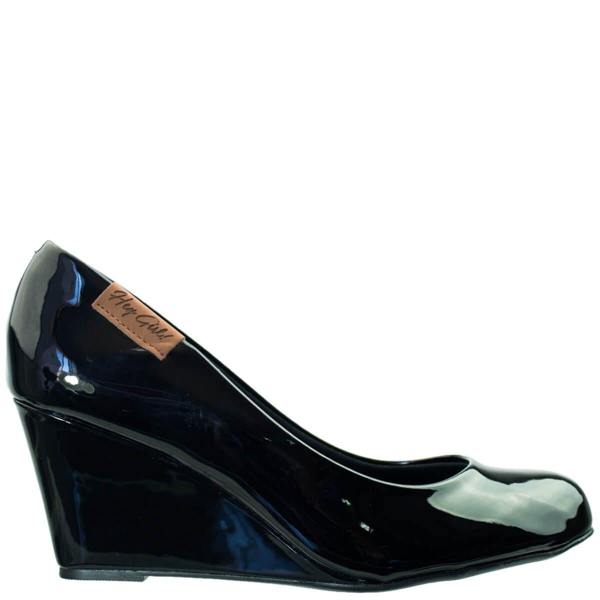 da00e47b7 Bizz Store-Sapato Moleca Verniz