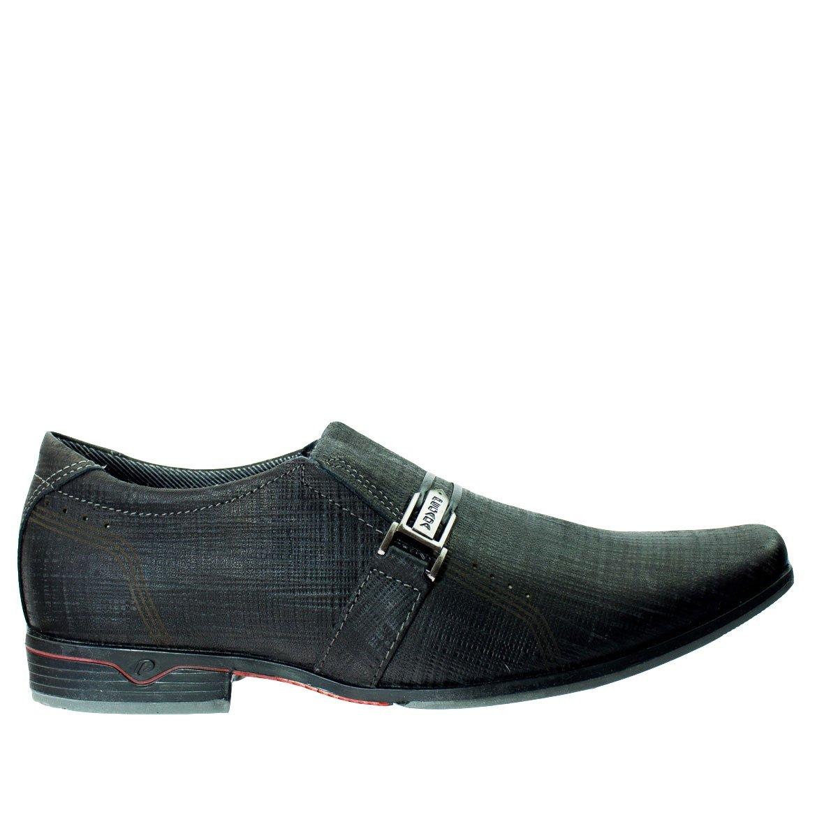 534e23efdd Bizz Store - Sapato Social Masculino Pegada Trexin
