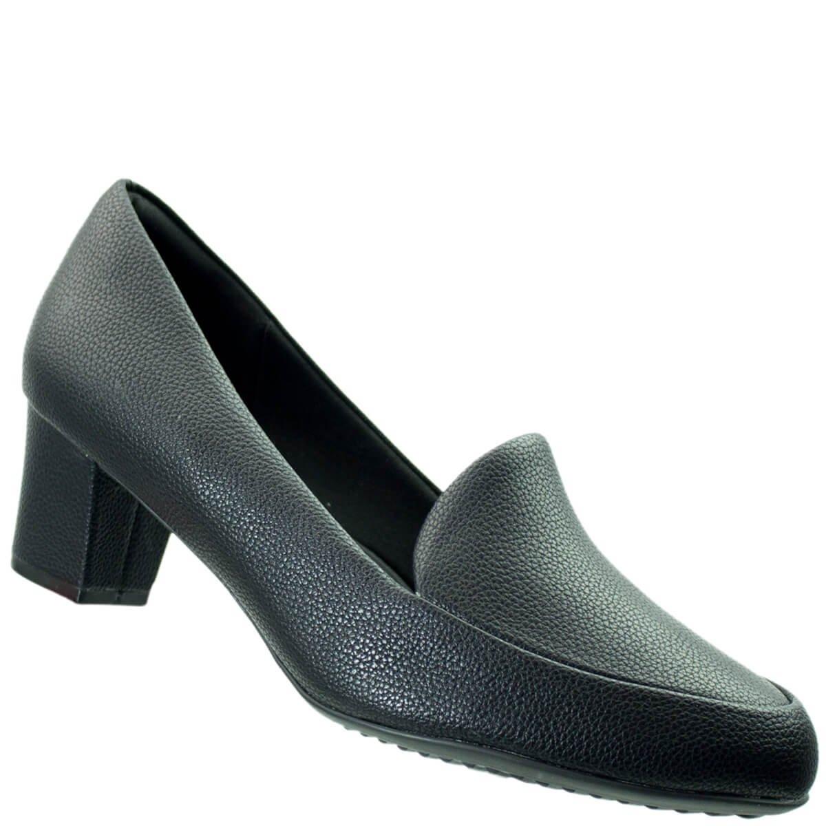 530c7ee814 Bizz Store - Sapato Feminino Piccadilly Slipper Salto Médio