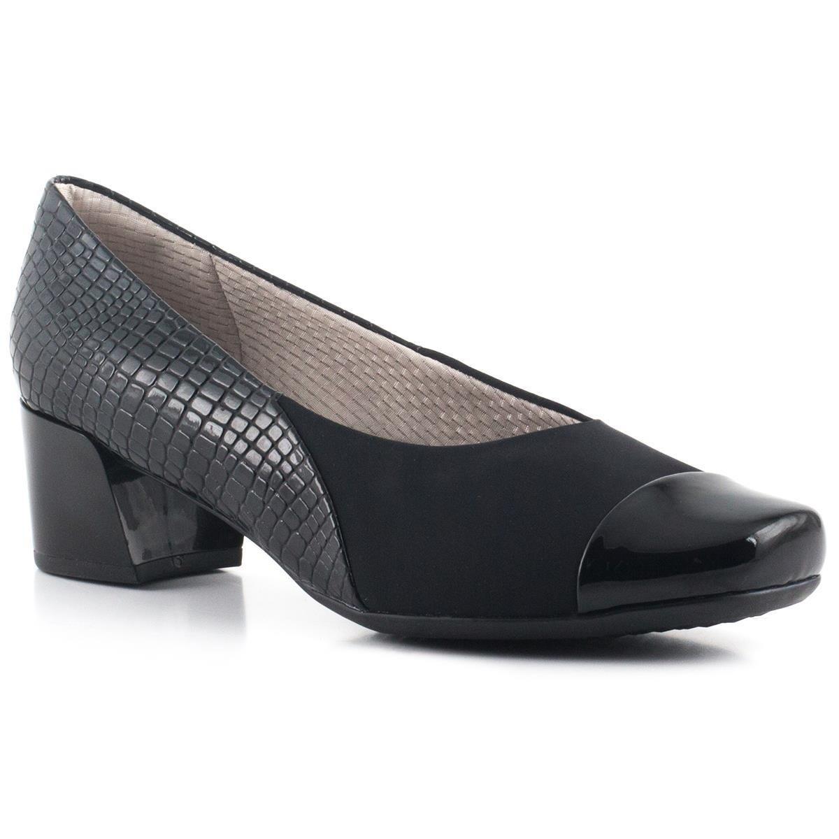 e7f89f6e5 Bizz Store - Sapato Feminino Piccadilly Para Joanete