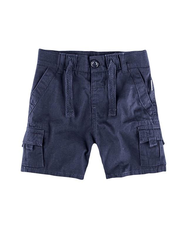 740145adcc Bizz Store - Shorts Infantil Masculino Hering Kids Sarja Verde