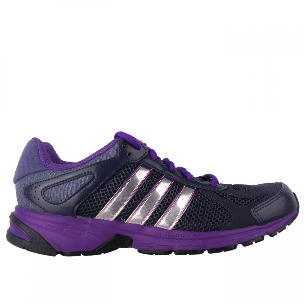 3e22cc90e Bizz Store - Tênis Feminino Adidas Duramo 5W Para Corrida Lilás