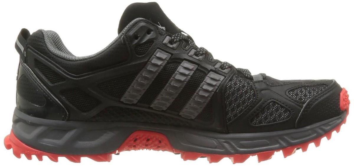 18c09a5e561 Bizz Store - Tênis Masculino Adidas Kanadia 6m Corrida Preto