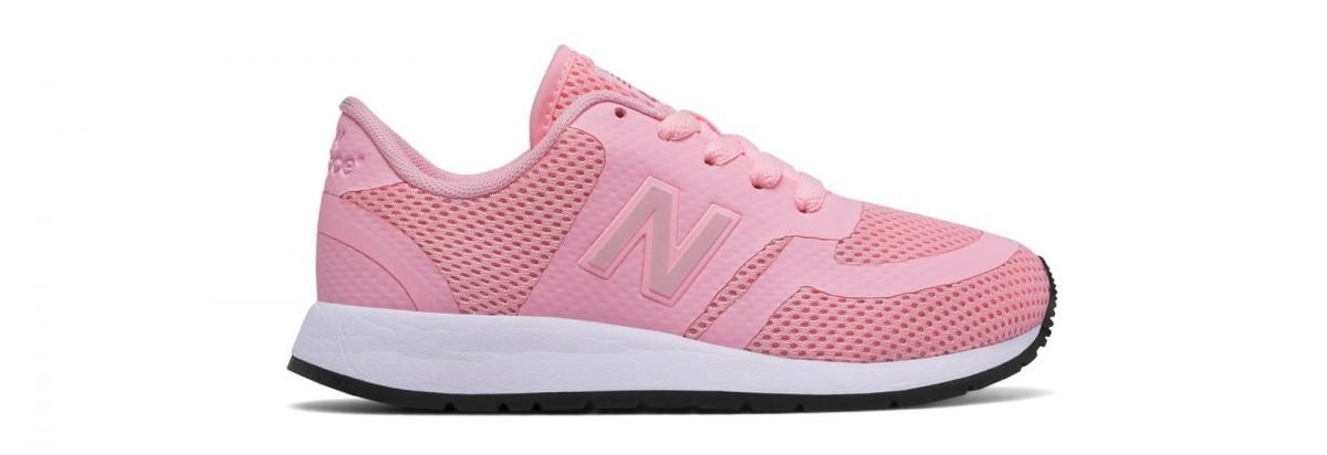 bba842564d0 Bizz Store - Tênis Feminino New Balance 420 Rosa Retrô-Running