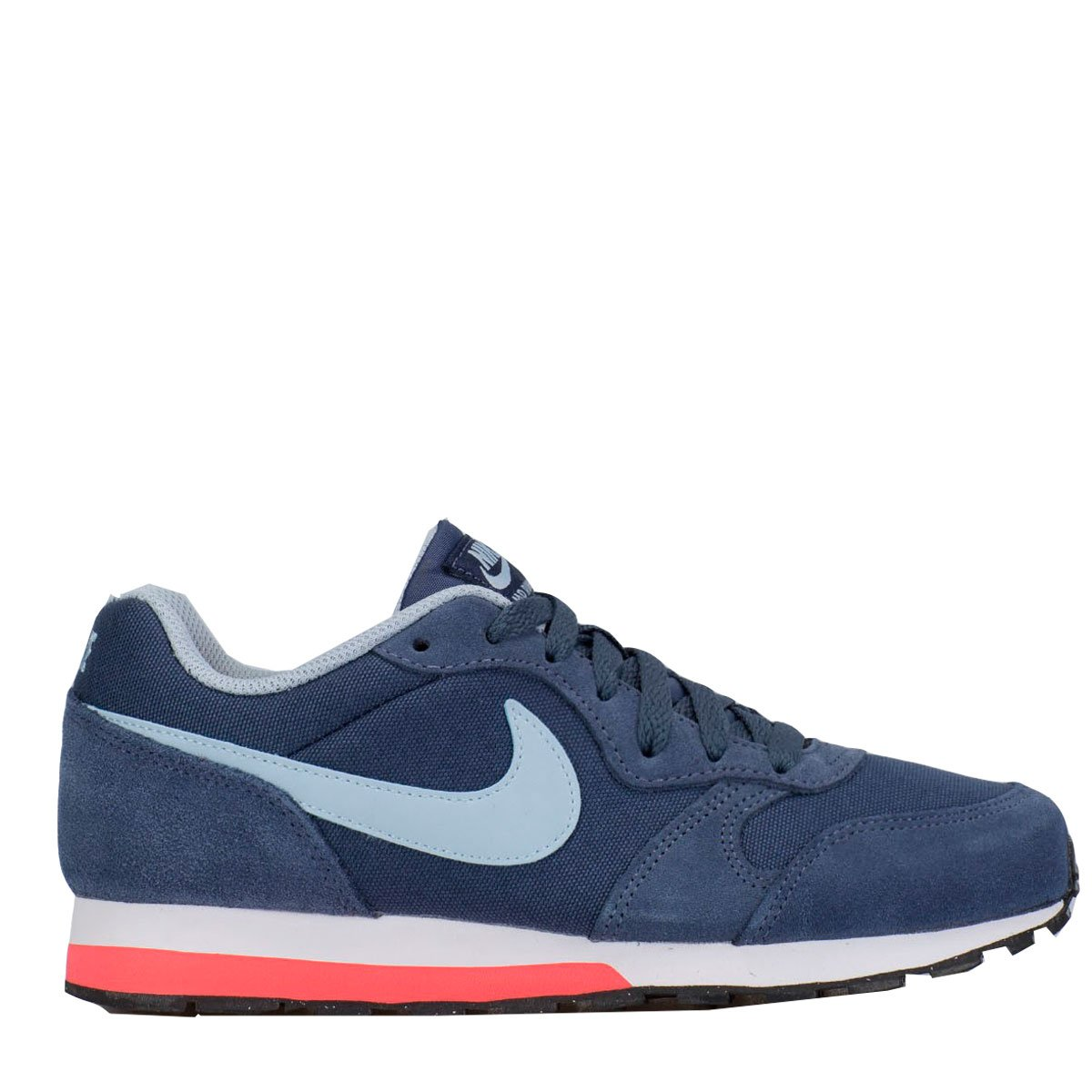 Bizz Store - Tênis Feminino Nike MD Runner 2 GS Corrida f06f22e96c599