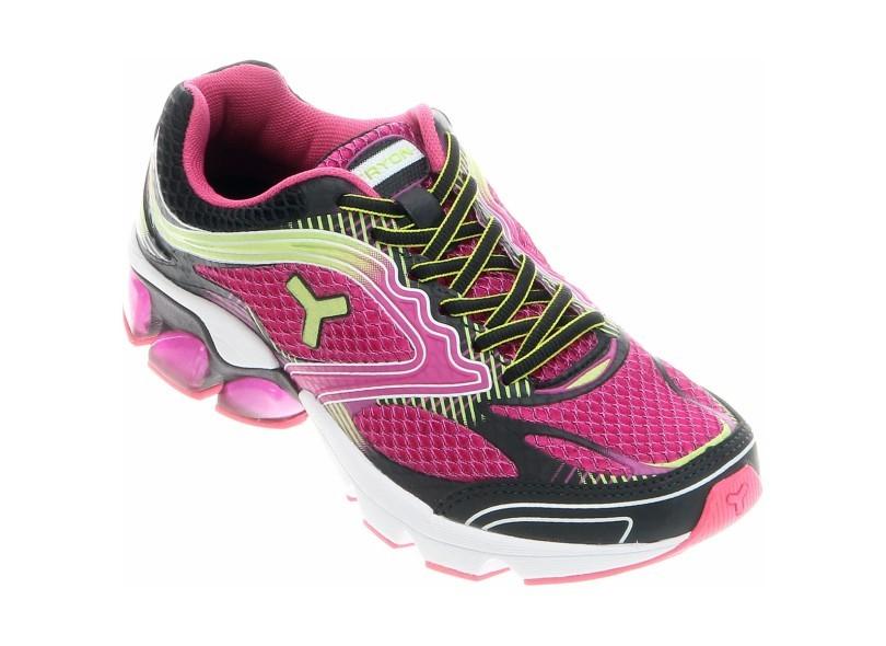4f7c20dbce Bizz Store - Tênis Feminino Para Corrida Tryon R6 Colorido
