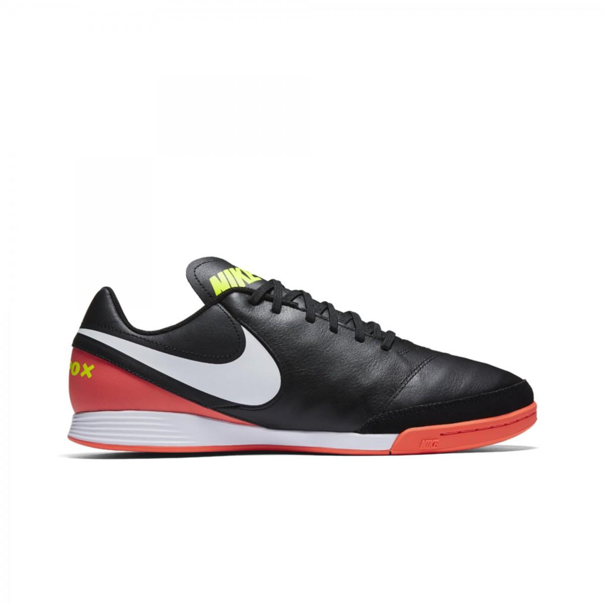 finest selection 09dd4 8ac76 Bizz Store - Chuteira Futsal Nike Tiempo Genio II Leather Ma
