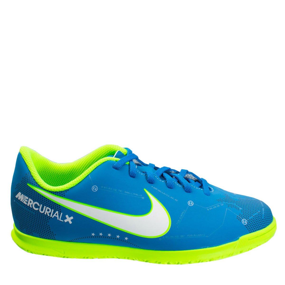 9e15c631ac4b1 Bizz Store - Chuteira Infantil Futsal Nike MercurialX VRTX III