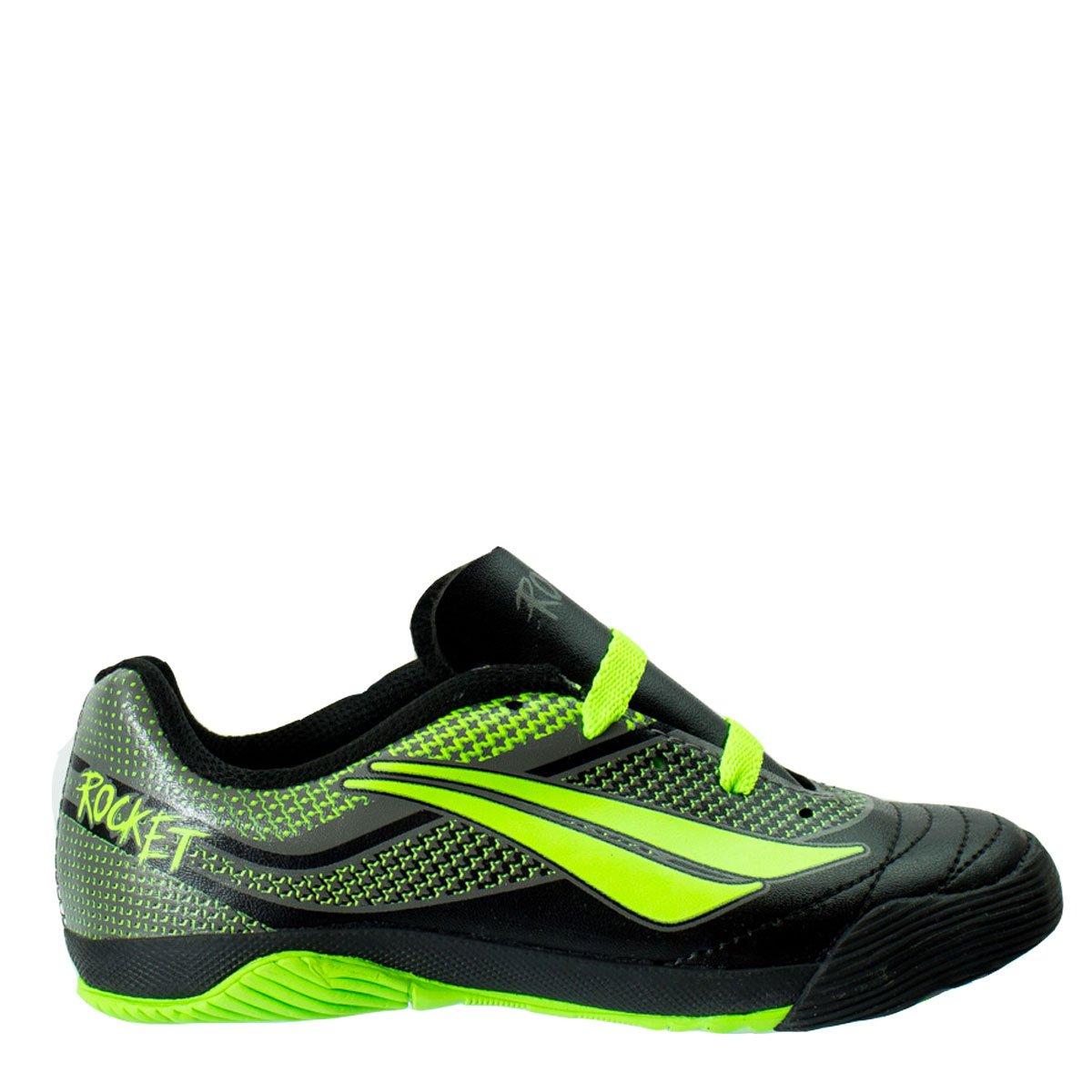 Bizz Store - Chuteira Infantil Futsal Penalty ATF Rocket 14b9c397f3acf