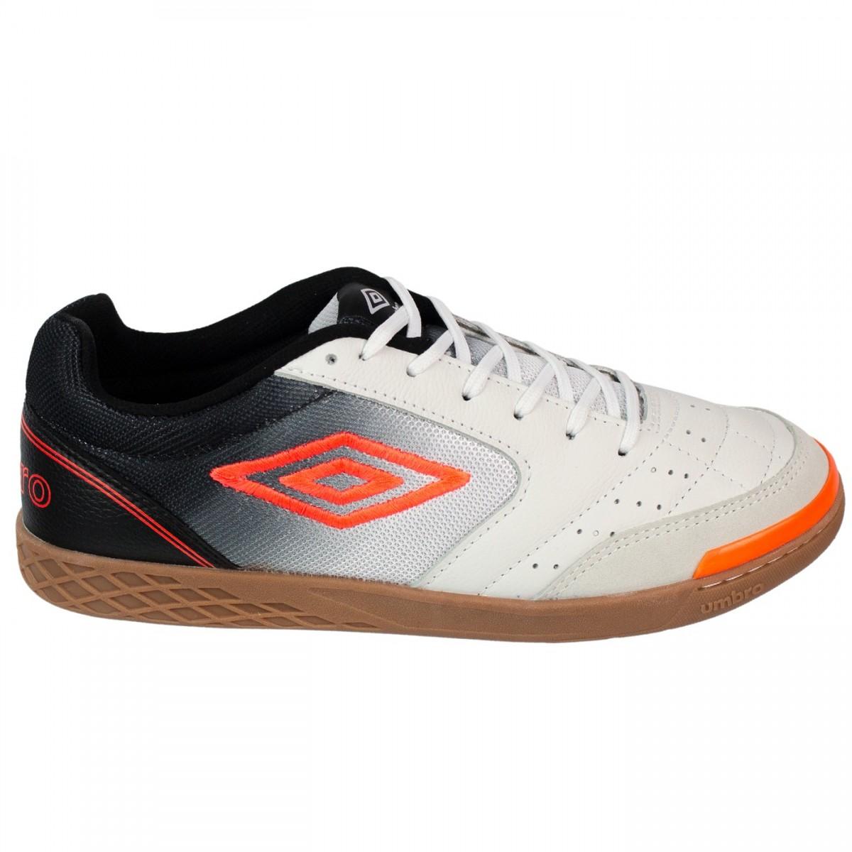 9203d660238 Bizz Store - Tênis Futsal Umbro Indoor Box Masculino Couro