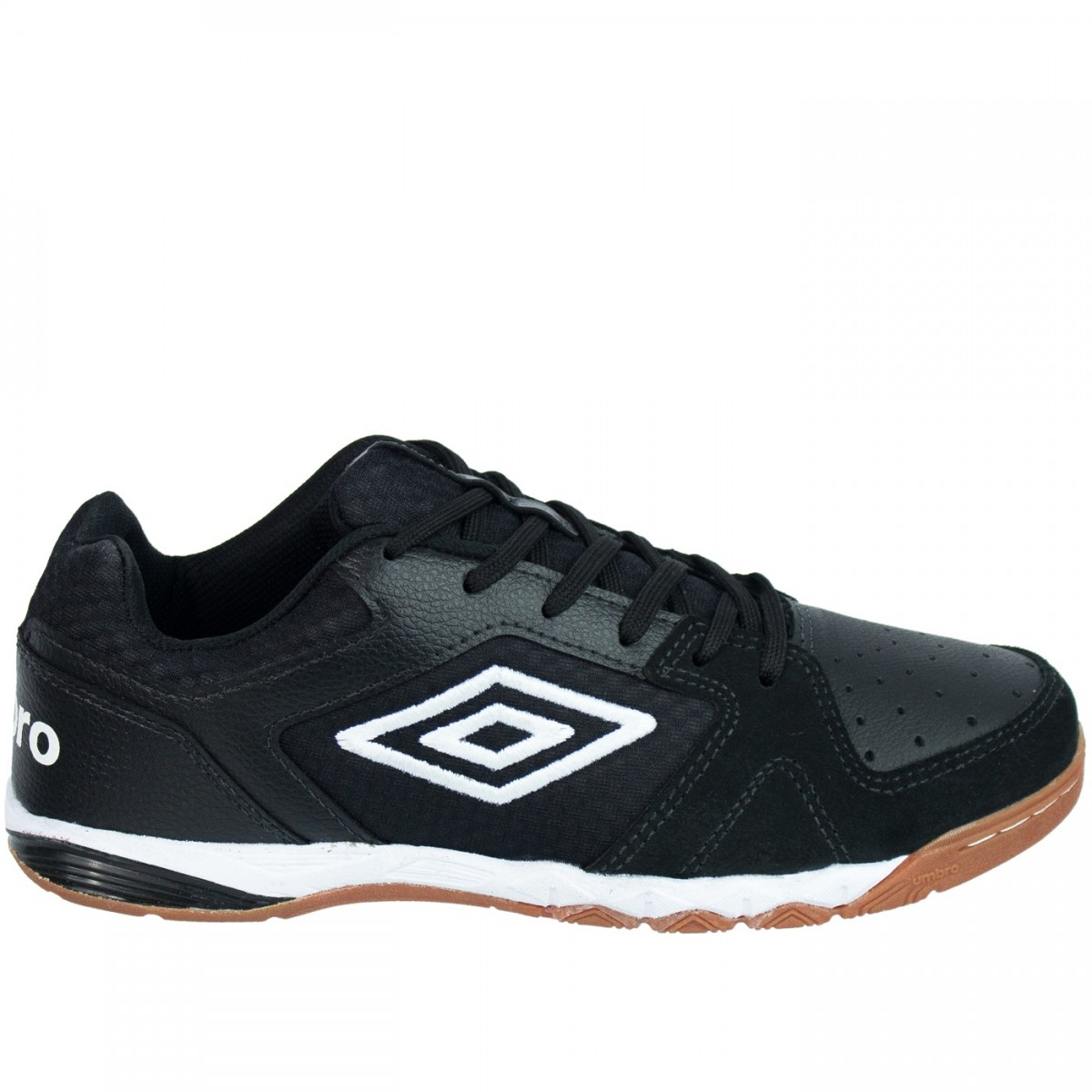 6f105a1e2964f Bizz Store - Tênis Futsal Umbro Indoor Pro III Couro Legítimo